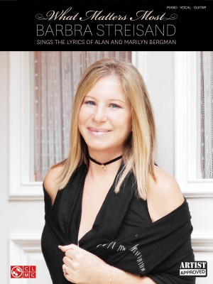 Alan Bergman_Marilyn Bergman: What Matters Most - Barbra Streisand Product Image