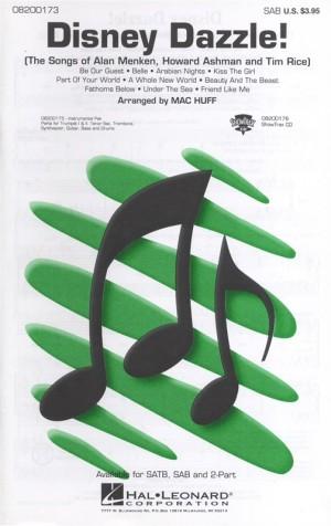 Alan Menken_Howard Ashman_Tim Rice: Disney Dazzle! - Medley