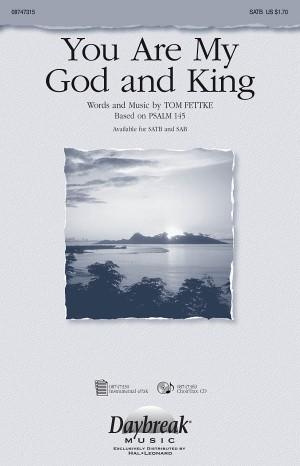 Tom Fettke: You Are My God And King