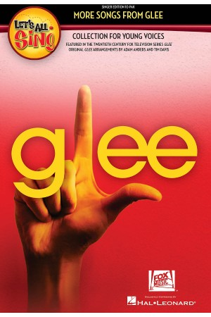 Let'S All Sing... More Songs From Glee
