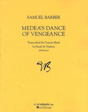 Barber: Medeas Dance of Vengeance, Op. 23a (arr. Band)