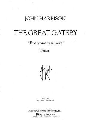 Harbison: Everyone was Here