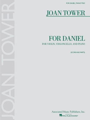 Joan Tower: For Daniel
