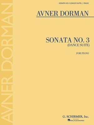 Avner Dorman: Sonata No.3 (Dance Suite)