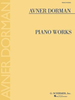 Avner Dorman: Piano Works