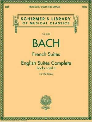 Johann Sebastian Bach: French Suites / English Suites Complete