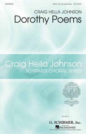 Craig Hella Johnson: Dorothy Poems