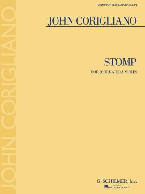 John Corigliano: Stomp For Scordatura (Violin Solo)