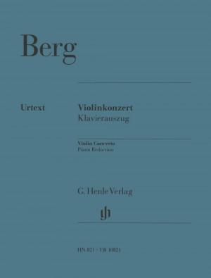 A. Berg: Violinkonzert