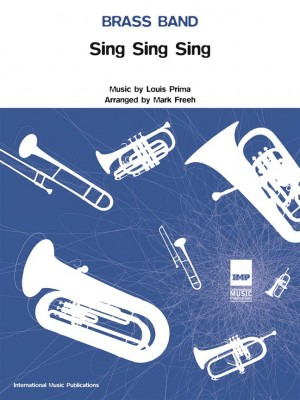 Louis Prima Sing Sing Sing Presto Sheet Music