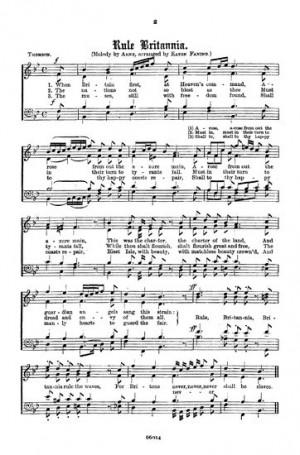 composer of rule britannia - 300×455