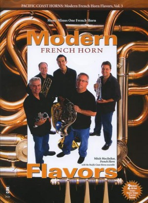 Pacific Coast Horns: Modern French Horn Flavors - Volume 3