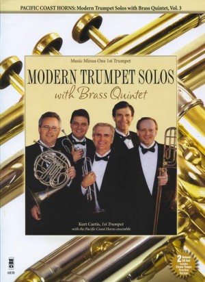 Pacific Coast Horns: Modern Trumpet Solos - Volume 3