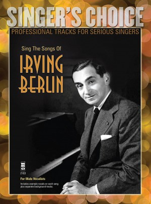 Singer's Choice: Sing The Songs Of Irving Berlin (Book/CD) Product Image