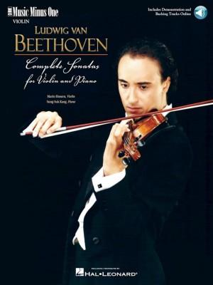 Ludwig Van Beethoven: Complete Violin Sonatas (Music Minus One)