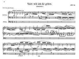 Johann Sebastian Bach: Organ Works Book 19