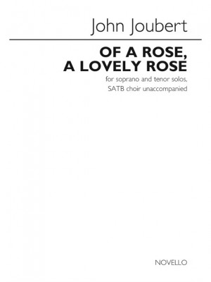 John Joubert: Of A Rose, A Lovely Rose Product Image