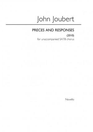 John Joubert: Preces And Responses