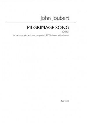 John Joubert: Pilgrimage Song Product Image