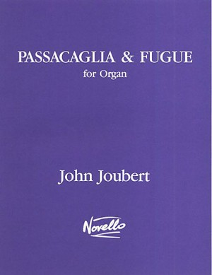 John Joubert: Passacaglia And Fugue Op.31