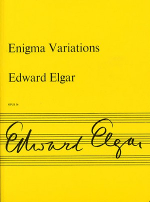Edward Elgar Symphony No 2 In E Flat Miniature Score