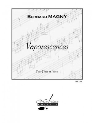 Magny: Vaporescences