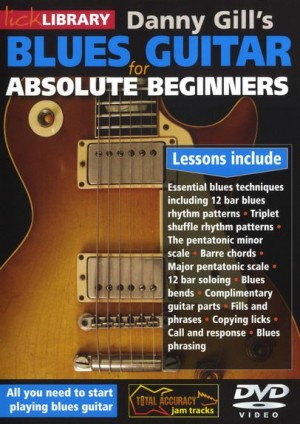 Danny Gill's Blues Guitar for Absolute Beginners | Presto