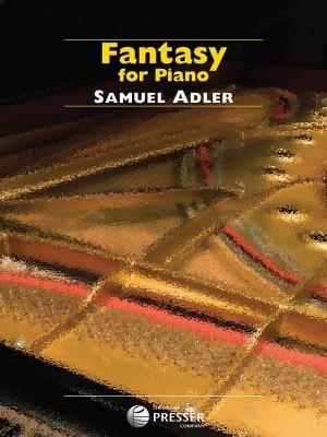 Samuel Adler: Fantasy For Piano