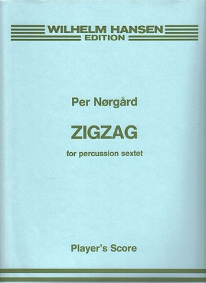 Per Nørgård: Zigzag (Score)
