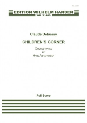 Claude Debussy: Children's Corner Product Image