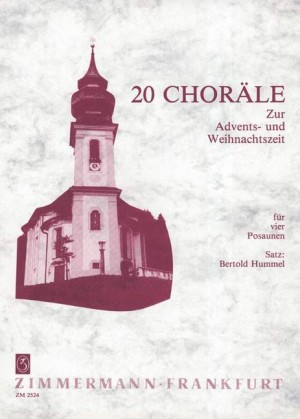 Hummel, B: 20 Chorals for Advent and Christmas season