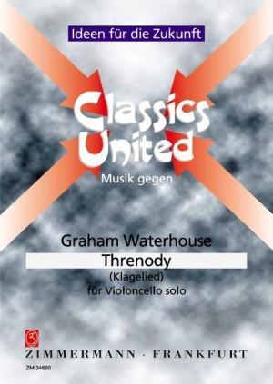 Graham Waterhouse: Threnody Product Image