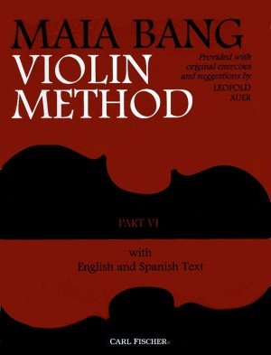 Maia Bang Violin Method Part Six