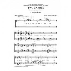 Sumsion: Two Carols