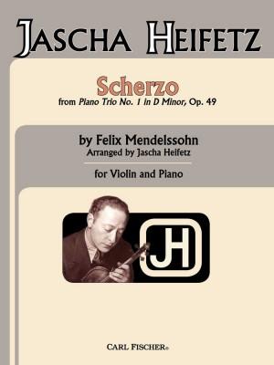 Mendelssohn: Scherzo from Op.49