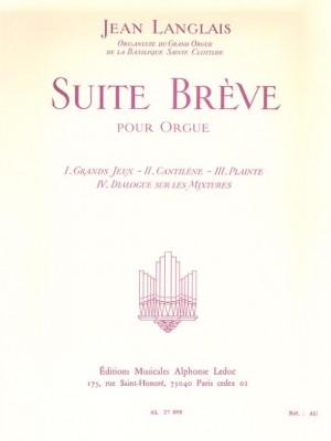 Jean Langlais: Suite Breve