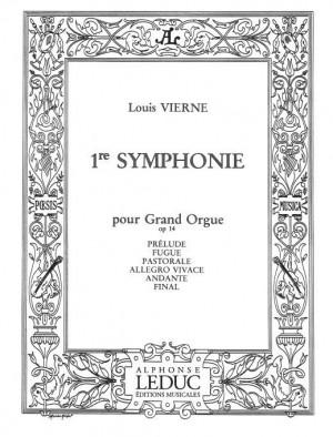 Louis Vierne: Symphonie No. 1 Op. 14