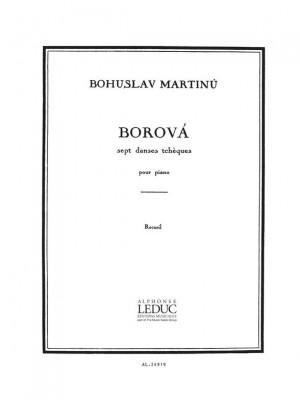 Bohuslav Martinu: Borova H195