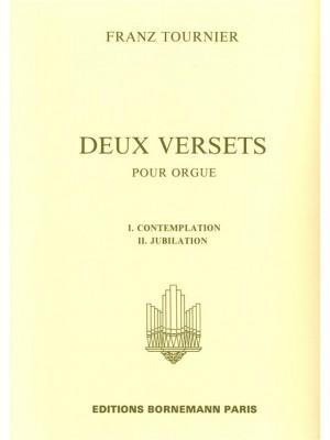 Marcel Tournier: 2 Versets