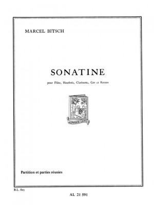 Marcel Bitsch: Marcel Bitsch: Sonatine