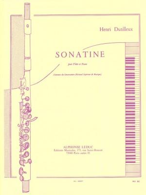 Henri Dutilleux: Sonatine
