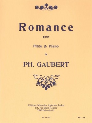 Philippe Gaubert: Romance Product Image