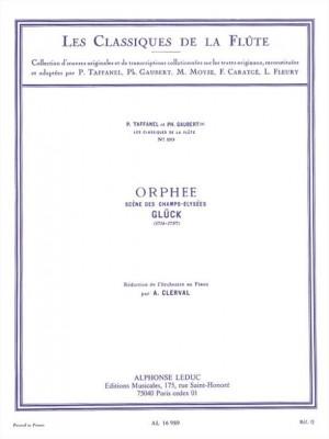 Christoph Willibald Gluck: Gluck: Orphée - Scène des champs-élysées