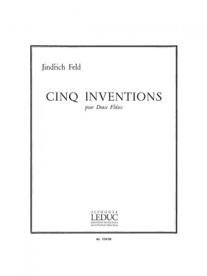 Jindrich Feld: 5 Inventions