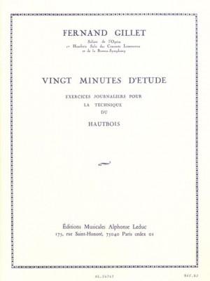 Ferdinand Gillet: 20 Minutes d'Etude