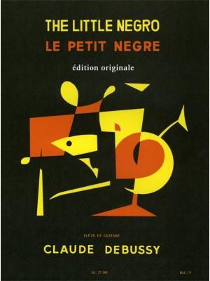Claude Debussy: Le Petit Nègre