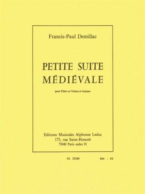 Francis-Paul Démillac: Petite Suite médiévale