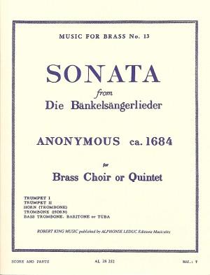 Sonata From Die Bänkelsängerlieder