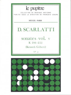 Domenico Scarlatti: Sonatas Vol.5