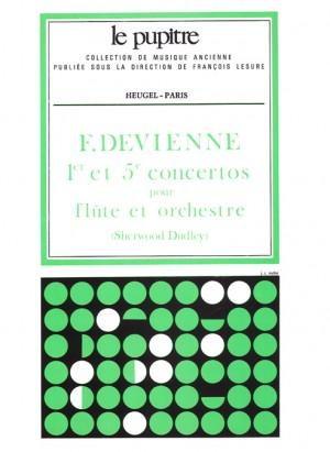 Devienne: Concertos n01, No 5